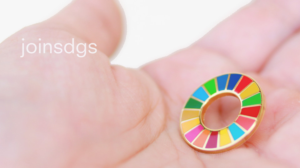 joinSDGs SDGsバッジ